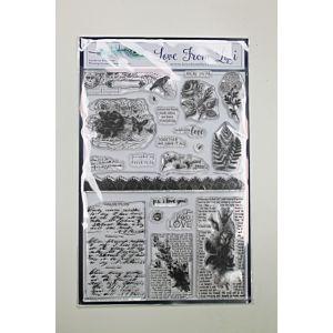Summer Botany - LFL A5 Stamp Set