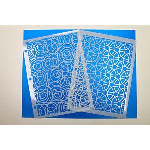 2 x Stencil Pack - August 21 Add-On