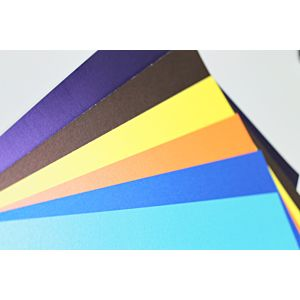 Bold And Beautiful - Pearlescent Cardstock Bundle