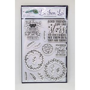 Bold And Beautiful - LFL Stamp Set