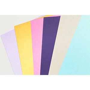 Bumbley Birthdays - Pearlescent Cardstock Bundle
