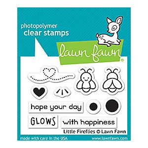 Little Fireflies - Stamps - Lawn Fawn