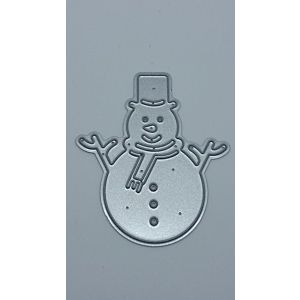 Snowman - Cutting Die
