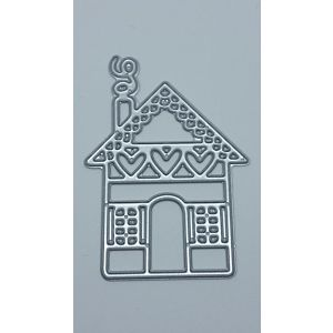 Gingerbread House - Cutting Die