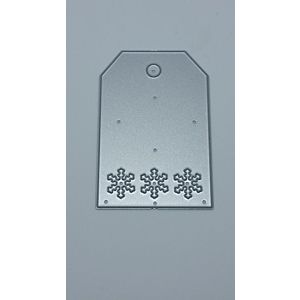 Christmas Tag - Cutting Die