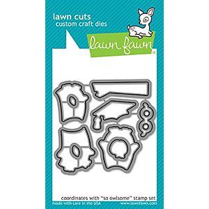 So Owlsome - Lawn Cuts - Lawn Fawn