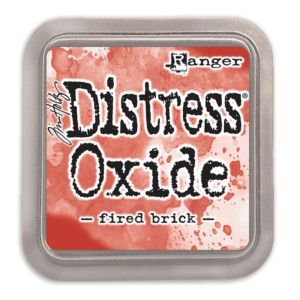Tim Holtz Distress Oxide Ink Pad - Fired Brick