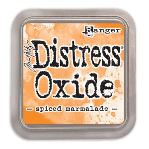 Tim Holtz Distress Oxide Ink Pad - Spiced Marmalade