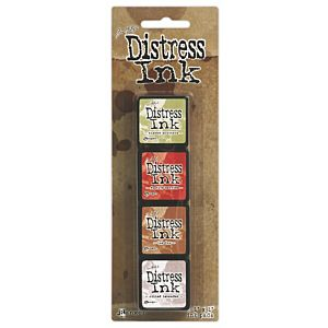 Tim Holtz Mini Distress Ink Kit Eleven