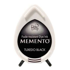 Tuxedo Black - Memento Dew Drop Ink Pad