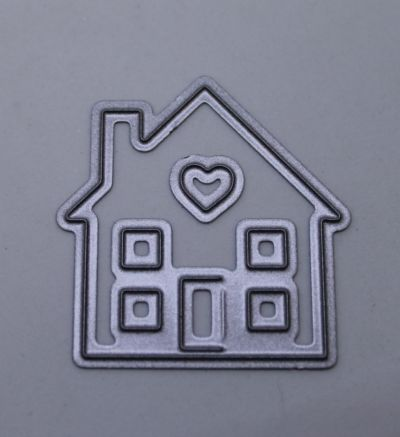House And Mini Heart Die