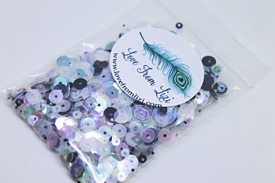 The Enchanted Lake Sequin Mix - Limited Edition - November 19 Add On